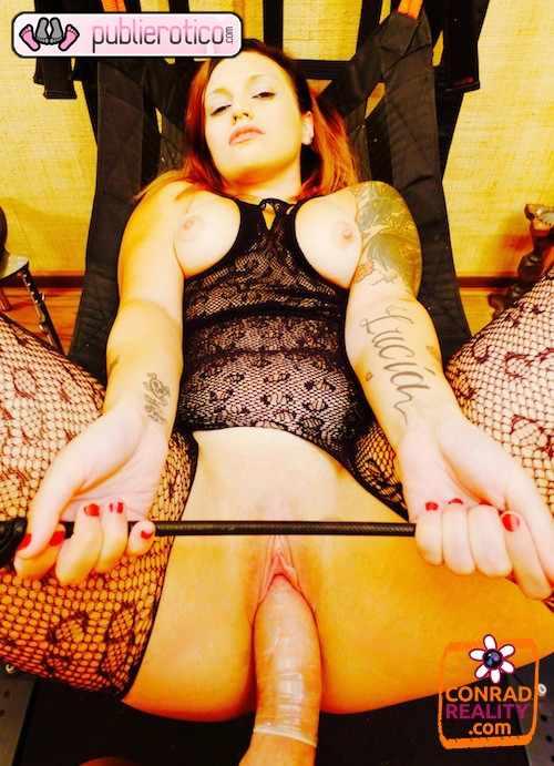 LULÚ, MASAJE ANAL Y PROSTÁTICO www.conradreality.com