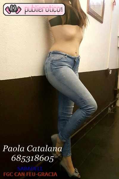PAOLA CATALANA 22 AÑITOS, NOVEDAD...SABA