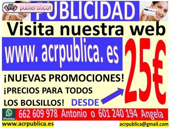 www.acrpublica.es RECIBE 3 VECES MAS DE LLAMADAS PUBLICATE C